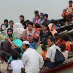 غرق 12 من الروهينجا معظمهم أطفال وهم في طريقهم لبنجلاديش