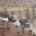 الجيش التركي يبدأ أنشطة الاستطلاع في إدلب بسوريا