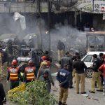 6 قتلى بتفجير انتحاري في مزار جنوب شرق باكستان