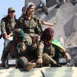 تعرف على قوات سوريا الديمقراطية التي تستهدفها تركيا