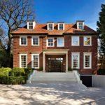 ارتفاع أسعار المنازل البريطانية بوتيرة سنوية سريعة