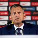 رئيس الاتحاد الإنجليزي غاضب من اتهام المنتخب باللعب بدون روح