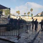 الاحتلال يضع خطة لإحكام السيطرة الأمنية في القدس