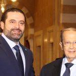 هل تحسم زيارة الحريرى لفرنسا ملف الأزمة اللبنانية؟