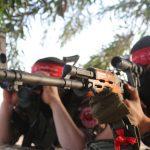 فيديو| المقاومة الوطنية تبعث رسالة تهديد للاحتلال على حدود غزة