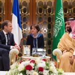 فرنسا والسعودية «متفقتان» على ضرورة الحد من النزعة التوسعية الإيرانية