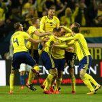 السويد تتأهل لكأس العالم بتعادل سلبي مع إيطاليا