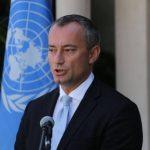 ملادينوف: قتل الاحتلال للأطفال بغزة أمر مشين ولا يحقق السلام