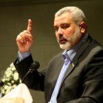 هنية: قرار نقل السفارة الأمريكية يدخل المنطقة مرحلة جديدة من الصراع