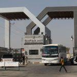 فيديو| لأول مرة فتح معبر رفح تحت إدارة حكومة الوفاق الفلسطينية