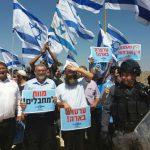 حاخام يهودي متطرف يحرض على قتل الجرحى الفلسطينيين