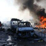 مقتل صحفي في انفجار سيارة ملغومة في مقديشو