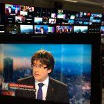 بوتشيمون طليق في بلجيكا يندد بممارسات مدريد