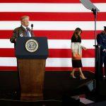 ترامب يوجه تحذيرا لكوريا الشمالية في اليوم الأول من جولته الآسيوية