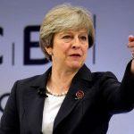 تيريزا ماي قلقة من اتهامات بشأن تحرشات جنسية في البرلمان
