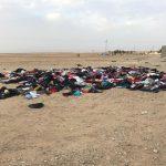 العثور على 400 جثة في مقابر جماعية قرب الحويجة العراقية