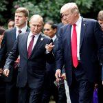 ترامب يهنئ بوتين بعد أدائه اليمين رئيسا لولاية رابعة