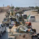 القوات العراقية تبدأ عملية لاستعادة راوة من داعش