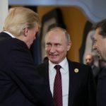بوتين: البيان المشترك مع ترامب بشأن سوريا مهم للغاية ويؤكد مبادئ الحرب على الإرهاب