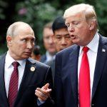 الكرملين: ترامب وبوتين متفقان على أن «لا حل عسكريا» في سوريا