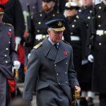 الأمير تشارلز ينوب عن الملكة إليزابيث في «يوم الذكرى»