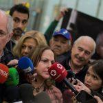 راخوي يلتقي بزعيم المعارضة الفنزويلية بعد فراره لإسبانيا