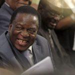 الحزب الحاكم في زيمبابوي يختار نائب الرئيس المقال منانغاغوا مرشحا لانتخابات 2018