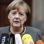 ميركل: سنواصل العمل على إيجاد حلول لتفادي التصعيد مع إيران