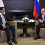بوتين: انسحاب «القوات الأجنبية» من سوريا مرهون بحراكالعملية السياسية