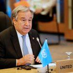 أمين عام الأمم المتحدة يتوقع محادثات مفيدة بشأن كوريا الشمالية
