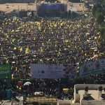 انتقادات لاعتداء الأمن على صحفيين بمهرجان عرفات في غزة