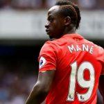 ماني لاعب ليفربول يتعرض للإصابة خلال اللعب مع السنغال