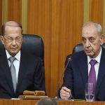 «بري» من قصر الرئاسة: من المبكر جداً الحديث عن استقالة حكومة «الحريري»
