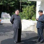 «عمل دؤوب» في كوريا الشمالية لبناء غواصة صواريخ باليستية