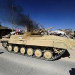 القوات العراقية تستعيد معبرا حدوديا مع سوريا من داعش