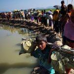 أطفال الروهينجا يعانون سوء التغذية في بنجلاديش