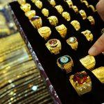 تراجع أسعار الذهب في تعاملات متقلبة وتقلص في خسائر الدولار