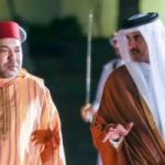 البعد السياسي لـ «صورة الوشاح» بين المغرب وقطر