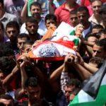 الاحتلال يدرس قانون يجيز احتجاز جثامين الشهداء الفلسطينيين