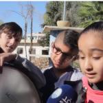 فيديو  أطفال سوريا يغنون من أجل إيقاف الحرب