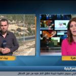 فيديو  إصابة فلسطيني برصاص الاحتلال بزعم تنفيذه عملية دهس