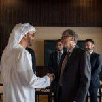 الإمارات تمنح «بيل جيتس» وسام الاتحاد لجهوده الخيرية