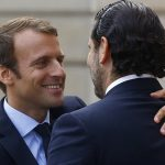 ماكرون: سعد الحريري لم يطلب استضافته في فرنسا
