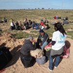 وزراء أوروبيون وأفارقة يتفقون على مساعدة اللاجئين المحتجزين في ليبيا