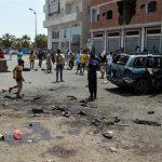 ارتفاع عدد ضحايا تفجير عدن إلى 10 قتلى