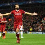 محمد صلاح ينافس على جائزة أفضل لاعب في دوري أبطال أوروبا