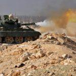 هجوم جديد للقوات السورية على مدينة البوكمال