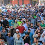 تظاهرة في غزة تندد بدور بريطانيا في معاناة الشعب الفلسطيني