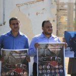 عشرات الانتهاكات الإسرائيلية ضد الصحفيين الفلسطينيين خلال أكتوبر