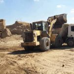 تجدد أعمال التجريف والتدمير بموقع أثري جنوبي غزة